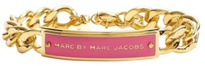 Marc by Marc Jacobs New Plaque ID Link Bracelet