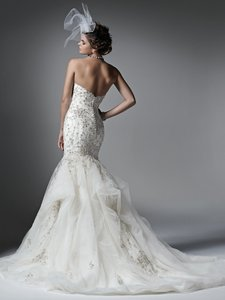 Maggie Sottero 6sr208 Donalee Wedding Dress