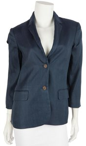 The Row Navy Blazer