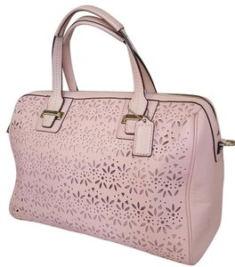 Coach Taylor Satchel in Pink