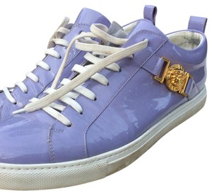 Versace purple with gold symbol Athletic