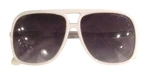 A|X Armani Exchange Armani Exchange White Sunglasses