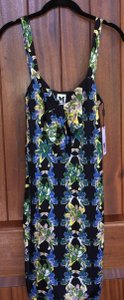 Missoni short dress $75 New W/ Tags Floral Mini on Tradesy