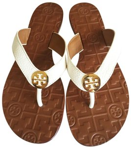 Tory Burch BLEACH GOLD Sandals