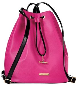 Juicy Couture Bookbag School Tote Sac Drawstring Backpack