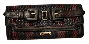 Burberry Prorsum Black Muti Clutch