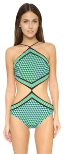 Michael Kors Collection Strappy Mini Deco Cube Monokini