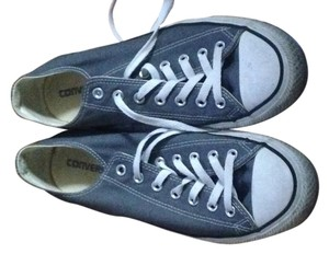 Converse Gray, White Formal
