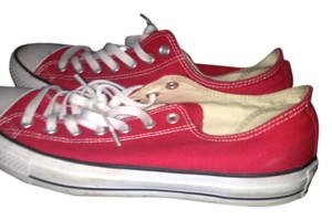 Converse Red, White Formal
