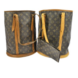 Louis Vuitton Neverfull Speedy Bucket Tote Shoulder Bag