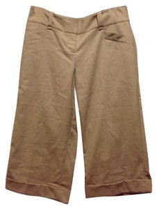 The Limited Pant Brand New In Color Capris Beige