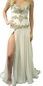 Tony Bowls Sweetheart Embellished Dress