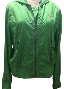 Juicy Couture Green, pink Jacket