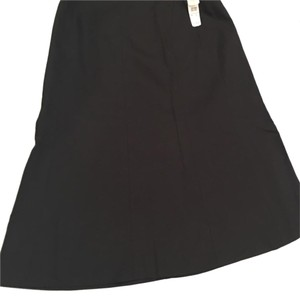 Talbots Mini Skirt Black