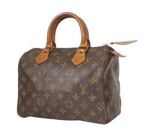 Louis Vuitton Lv Speedy Lv Handbag Lv Vintage Lv Tote in Brown