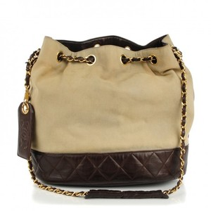 Chanel Crossbody Tote Shoulder Bag