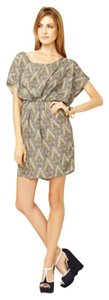 Best Society short dress Multi Dolman on Tradesy