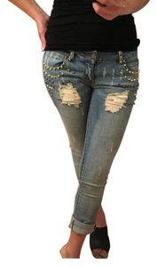 Romeo & Juliet Couture Straight Leg Jeans