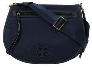 Tory Burch Purse Blue Messenger Bag