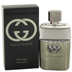 Gucci GUCCI GUILTY by GUCCI ~ Men's Eau de Toilette Spray 1.7 oz