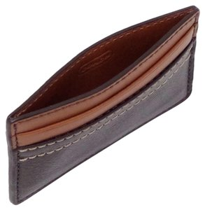 Coach Coach LEATHER SLIM CARD CASE ,Coach card holder