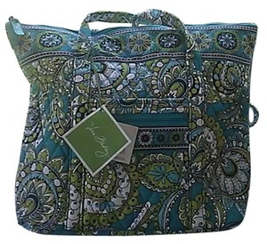 Vera Bradley Quilted Print Shoulder Bag