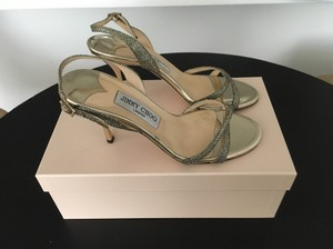 Jimmy Choo Platinum India Formal Size US 7.5