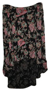 Urban Outfitters Skirt Floral