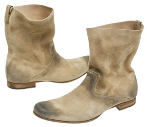 Officine Creative Beige Boots