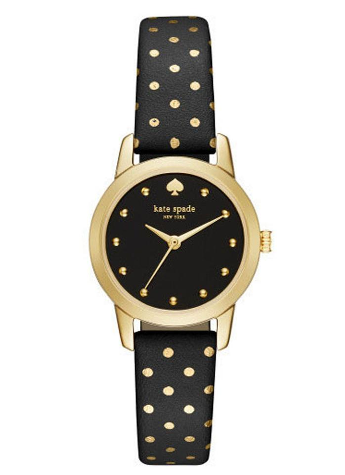febad6eadcb1 Kate Spade New York Women s black mini metro watch 1YRU0890 - 25 ...