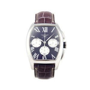 Longines Evidenza Steel Automatic Mes' Watch L2.643.4.91.2