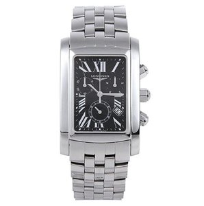 Longines Dolcevita Steel Quartz Watch L5.656.4.79.6