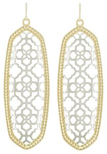 Kendra Scott Kendra Scott Earrings In Silver