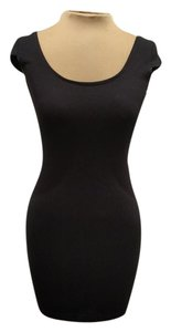 H&M short dress Black Zipper Mini on Tradesy