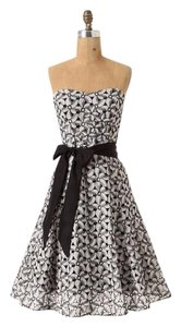 Moulinette Soeurs short dress Strapless Cotton Lining on Tradesy