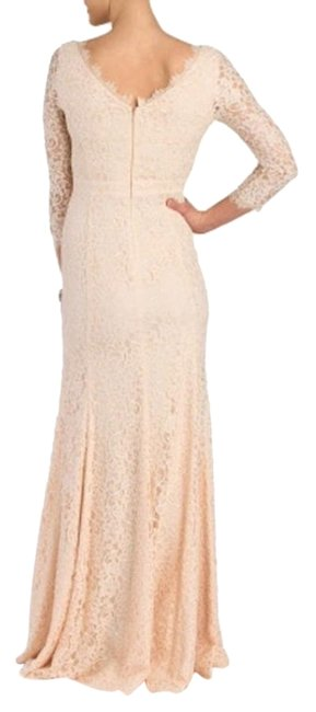 Item - Blush/Nude Zarita Long Formal Dress Size 10 (M)