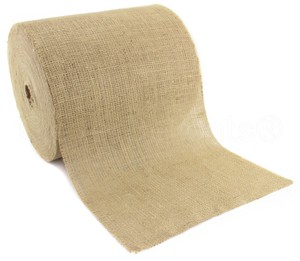 Natural Burlap Roll