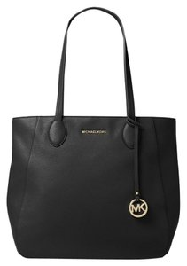 Michael Kors Ani Northsouth Tote in Black