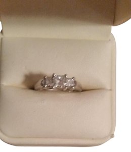 Kay Jewelers 1total weight white gold princess cut