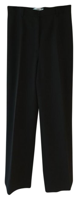 Item - Coal Grey Cut Wool Trousers with Lycra Pants Size 6 (S, 28)