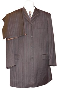 Zacci Fine Men's Designer 2pc Suit 42R