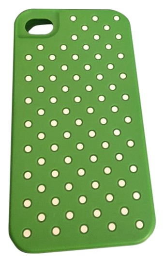 Preload https://img-static.tradesy.com/item/19371622/kate-spade-lime-green-white-iphone-44s-case-tech-accessory-0-1-540-540.jpg