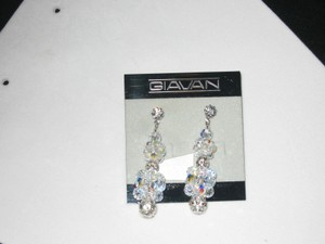Giavan Giavan Hol231e (e9) Rock Candy Swarovski Earrings
