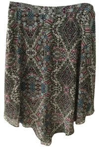 Maurices Skirt Multicolor