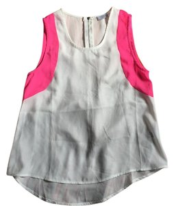 Tobi Top White and pink