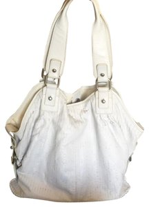 Club Monaco Tote in White
