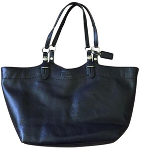 Coach Nwot Attached Dust Tote in Black