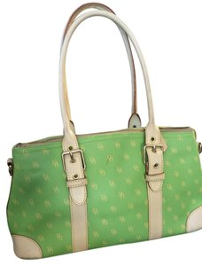 Dooney & Bourke Db Logo Shoulder Bag