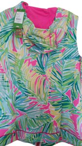 Lilly Pulitzer Sport Sleeveless Zip-up