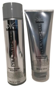 Paul Mitchell NEW Paul Mitchell Forever Blonde Shampoo and Conditioner